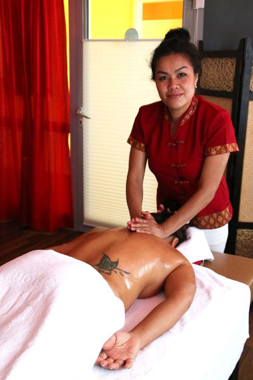 Hamburg thai massage Massage Hamburg